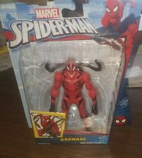 "Carnage Action Figure 5"" Spider-Man Marvel Kids Basic Figure FREE SHIPPING!!"