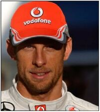 1 TAPPO Formula One Vodafone McLaren Mercedes f1 Team Nuovo! 2013 Jenson Button
