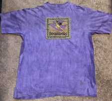 Vintage Pocahontas T Shirt 80s 90s Disney Urban Fashion World Princess Rare Toon