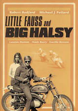 Little Fauss and Big Halsy (DVD, 2016)
