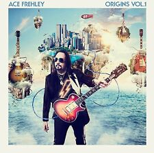 ACE FREHLEY : ORIGINS Volume 1  (CD) Sealed  (15/04/16)