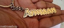 Designer Personal Name Keychain handcarved Key chain UNIQUE Personalized Item