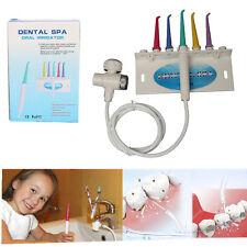 Dientes Care 5 Grifo Higiene Bucal Irrigator Flosser SPA Teeth Cleaner
