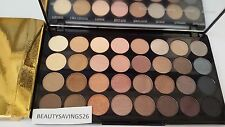 Revolution Makeup 32 Shade Powder Eyeshadow  Palette  Beyond Flawless 1st P&P