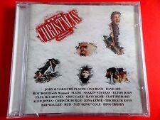 IT'S CHRISTMAS   -  18 TRACK 1989 CD  - MUD BING CROSBY SLADE JONA LEWIE  *EX/NM