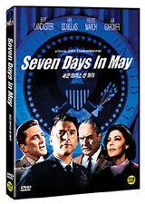 Seven Days In May / John Frankenheimer, Burt Lancaster, Kirk Douglas, 1964 / NEW