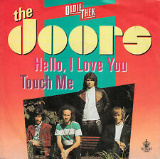"The DOORS - Hello I Love You / Touch Me ★ 7"" Vinyl Single"