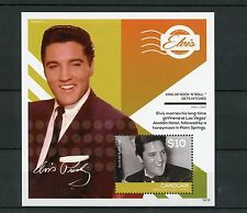Canouan Grenadines St Vincent 2014 MNH Elvis Presley King Marriage 1v S/S IV