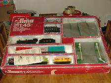 Lima O Gauge giant powered steam train set no 0207