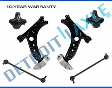 Brand New 6pc Complete Front Suspension Kit for Audi A3 & Volkswagen Golf Jetta