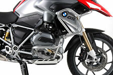 Hepco & Becker BMW R1200 GS Engine Guard Crash Guard Silver 2014-