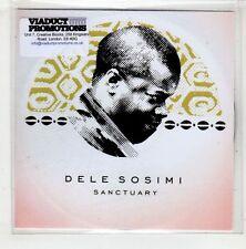 (HA354) Dele Sosimi, Sanctuary - 2014 DJ CD