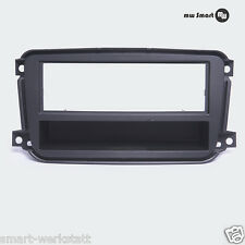 Radioblende mit Staufach Smart Fortwo 451 Facelift ab 09.2010