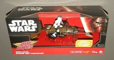 Air Hogs Star Wars Remote Control Speeder Bike R/C Car Vehicle with Lights, SFX