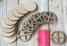 ♥♥set of 10 laser cut wooden mini small fairy faerie elf hobbit door windows ♥♥