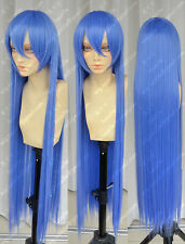 Problem children are coming from another world/Black Rabbit long cosplay wig