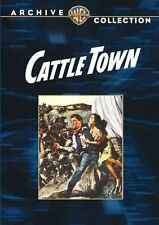 CATTLE TOWN - (1952 Dennis Morgan) Region Free DVD - Sealed