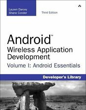 Android Wireless Application Development Volume I: Android Essentials -ExLibrary