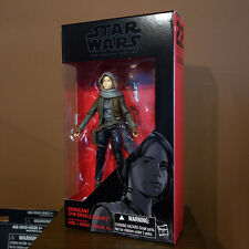 Star Wars Rogue One Black Series 6-inch Jyn Erso (Jedha) figure