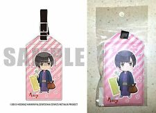 Hetalia Carry-s Bag Tag/Pass Case Japan Algernon Product Himaruya Licensed New