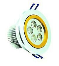 5W LED Energy Saving 2-Tone Ceiling Recessed light - Warm White By CS Power