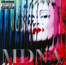 MDNA by Madonna (CD, new & sealed