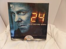 24 DVD Board Game. New, never opened