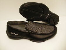 310 motoring shoes canning casual slip-on black/gray size 11.5 us new with box