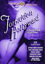 FORBIDDEN HOLLYWOOD COLLECTION: VOLUME 03 - DVD - Region Free - Sealed