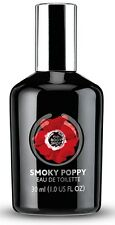 The BODY Shop EDT * SMOKY POPPY Eau de Toilette Perfume 30 ml 1oz AUTHENTIC Rare