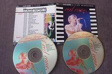 DAVID BOWIE Red Cane 2CD RARE OOP Live Baton Rouge 1978 Hamatsuki Lan
