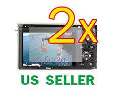 2x Clear LCD Screen Protector Guard Cover Film For Nikon 1 V1