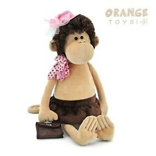 """Plush toy Lizzie the Monkey 15"""" inch  soft toys. The symbol of the new 2016"""