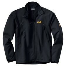 Jack Wolfskin Atmosphere Softshell Men, Gr. S, black