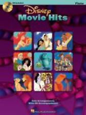 Disney Movie Hits for Flute: Play Along with a Full Symphony Orchestra!