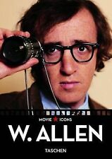 Woody Allen (Movie Icons), Hopp, Glenn, Very Good, Paperback