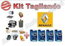 KIT DE MANTENIMIENTO RENAULT CLIO III 1.2 16V 05 -> ACEITE ELF EVOLUCIÓN 5W40 +