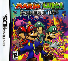 Mario & Luigi: Partners In Time, (DS)