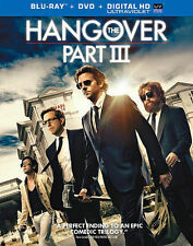 The Hangover Part III (Blu-ray/DVD, 2013, 2-Disc Set)