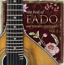 Best Of Fado: Um Tesouro 2 (2004, CD NEUF)