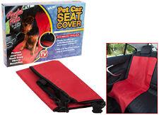 Durable voiture pet housse siège pour chien chat botte imperméable doublure tapis avant hamac