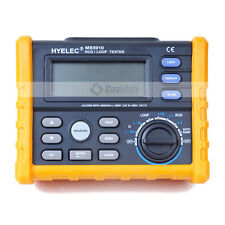 HYELEC MS5910 RCD Loop Tester Circuit Multimeter fr GFCI Loop opposition Testing