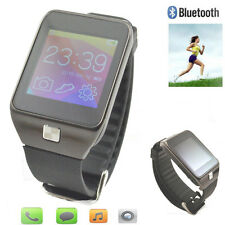 Smart Bluetooth Wrist Watch Phone Mate for Samsung HTC One M8 M9 Android Phones