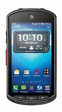Kyocera DuraForce  E-6560  4G 16GB - Black (Locked to AT&T) Rugged Smartphone