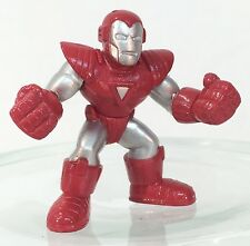 Marvel Super Hero Squad SILVER CENTURION from Iron Man Wave 1 Hall of Armor