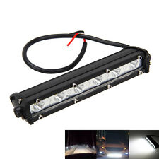 1PCS 7inch 18W LED Work Light Bar 4WD Offroad Spot Fog ATV SUV Lamp Driving
