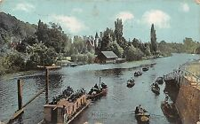 POSTCARD   MAIDENHEAD  The  Thames
