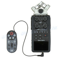 JJC Anti-Shake Wired Remote Control for ZOOM H6 Handy Recorder Replace ZOOM RCH6