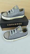 Converse All Star Infant 6 Eur 22 CT Spec OX Ash/yellow