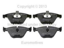 BMW e60 e65 Brake Pad Set Front OEM Jurid friction lining pads